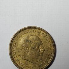 Monedas Franco: MONEDA 2,50 PESETA 1953. Lote 173520324