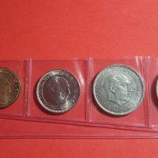 Monedas Franco: LOTE 5 VALORES PESETAS ESTRELLA *71 SIN CIRCULAR: 50 CTS;1 PTA; 5 PTAS; 25 PTAS Y 50 PTAS. Lote 173597870