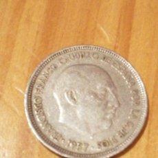 Monedas Franco: 5 PESETAS 1957. Lote 174473104