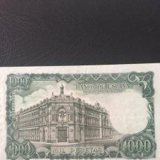 Monedas Franco: BILLETE DE 1000 PTAS ECHEGARAY. Lote 174987643