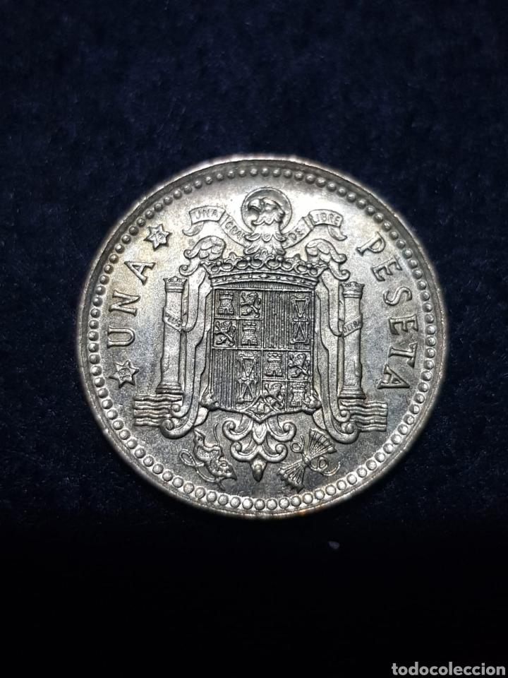 1 PESETA FRANCO 1966 *75 (Numismática - España Modernas y Contemporáneas - Estado Español)