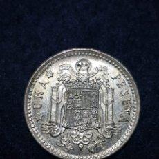 Monedas Franco: 1 PESETA FRANCO 1966 *75. Lote 175555377