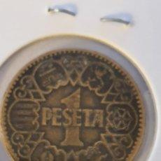 Monedas Franco: MONEDA ESPAÑA 1 PESETA 1944. Lote 176461633