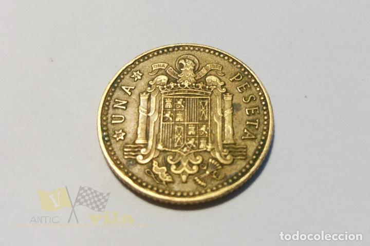 MONEDA DE 1 PESETA - 1966 *69 (Numismática - España Modernas y Contemporáneas - Estado Español)