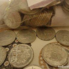 Monedas Franco: MONEDAS ALUMINIO DE UNA PESETA. Lote 178254045
