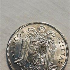 Monedas Franco: MONEDA DE 5 PESETAS 1949. Lote 178307831