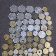Monedas Franco: LOTE DE MONEDAS DE ESPAÑA. Lote 178382156