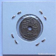 Monedas Franco: MONEDA DE 50 CÉNTIMOS DEL AÑO 1949. EXCELENTE ESTADO.. Lote 178389635