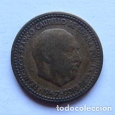 Monedas Franco: MONEDA DE 1 PESETA DE 1947, FRANCO.. Lote 178390271