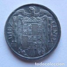 Monedas Franco: MONEDA DE 10 CÉNTIMOS DEL AÑO 1940. EXCELENTE ESTADO.. Lote 178390420