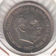 Monedas Franco: MONEDA FRANCO 50 PTA 1957*60 LOTE DE 10 PIEZAS SIN CIRCULAR. Lote 178886140