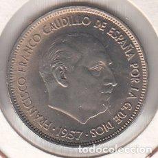 Monedas Franco: MONEDA FRANCO 25 PTA 1957*68 LOTE DE 10 PIEZAS SIN CIRCULAR. Lote 178888622
