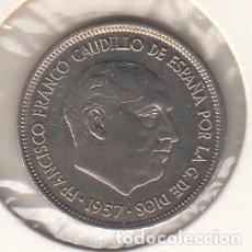 Monedas Franco: MONEDA FRANCO 5 PTA 1975*73 LOTE DE 10 PIEZAS SIN CIRCULAR. Lote 178893558