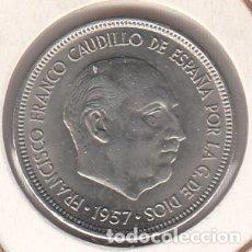 Monedas Franco: MONEDA FRANCO 5 PTA 1975*71 LOTE DE 10 PIEZAS SIN CIRCULAR. Lote 178894261