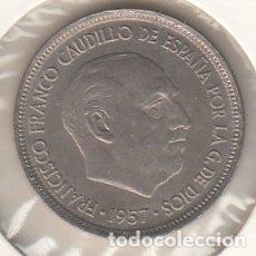 Monedas Franco: MONEDA FRANCO 5 PTA 1957*69 LOTE DE 10 PIEZAS SIN CIRCULAR. Lote 178894983