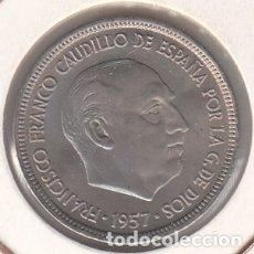 Monedas Franco: MONEDA FRANCO 5 PTA 1957*68 LOTE DE 10 PIEZAS SIN CIRCULAR. Lote 178895181