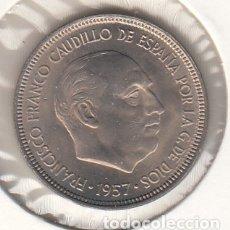 Monedas Franco: MONEDA FRANCO 5 PTA 1957*67 LOTE DE 10 PIEZAS SIN CIRCULAR. Lote 178895283