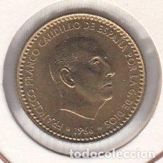Monedas Franco: MONEDA FRANCO 1 PTA 1966*75 LOTE DE 10 PIEZAS SIN CIRCULAR. Lote 178907872