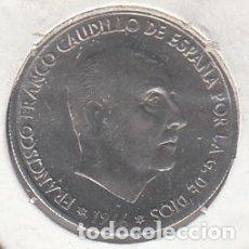 Monedas Franco: MONEDA FRANCO 0.50 PTA 1966*68 LOTE DE 100 PIEZAS SIN CIRCULAR. Lote 178963406