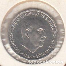 Monedas Franco: MONEDA FRANCO 0.50 PTA 1966*67 LOTE DE 25 PIEZAS SIN CIRCULAR. Lote 178963595