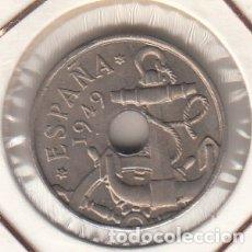 Monedas Franco: MONEDA FRANCO 0.50 PTA 1949*62 LOTE DE 10 PIEZAS SIN CIRCULAR. Lote 178964042