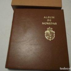 Monedas Franco: ST(HB)- ALBUM CON COLECCIÓN MONEDAS ESPAÑA. VER 17 IMÁGENES. Lote 179108648