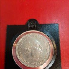 Monedas Franco: 1949*19*49 FRANCO ESTADO ESPAÑOL DURO GRANDE .5 PESETAS. Lote 179241981