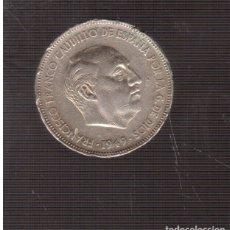 Monedas Franco: MONEDA 5 PESETAS DEL 1949/49 DE FRANCO LAS QUE VES LA RARILLA . Lote 179317950