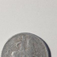 Monedas Franco: 5 CÉNTIMOS DE PESTA. 1945. Lote 180419516