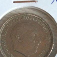 Monedas Franco: 5 PESETAS DE 1957 *63. Lote 182062022