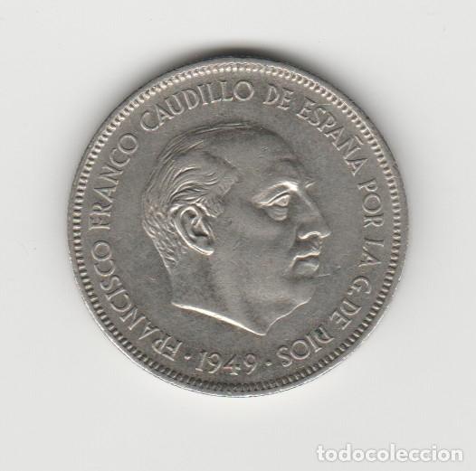 5 PESETAS-1957*19-49 SC (Numismática - España Modernas y Contemporáneas - Estado Español)
