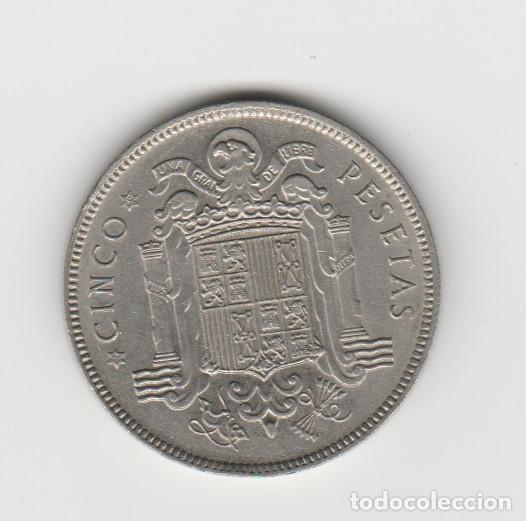 Monedas Franco: 5 PESETAS-1957*19-49 SC - Foto 2 - 182767025