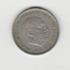 Monedas Franco: 50 PESETAS-1957-BA. Lote 182767123