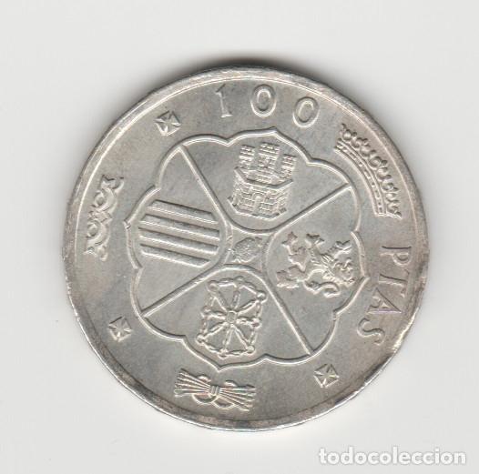 Monedas Franco: 100 PESETAS-1966*19-66-SC - Foto 2 - 182767175