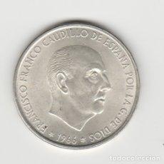 Monedas Franco: 100 PESETAS-1966*19-68-SC. Lote 182767263