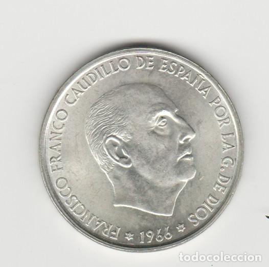 100 PESETAS-1966*19-70-SC (Numismática - España Modernas y Contemporáneas - Estado Español)