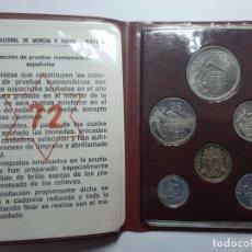 Monedas Franco: CARTERA PROF 72 FRANCO. Lote 182866018
