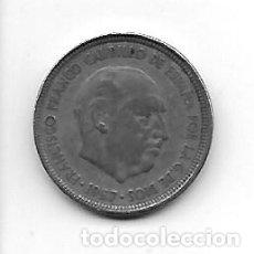 Monedas Franco: 5 PESETAS 1957. Lote 182866853