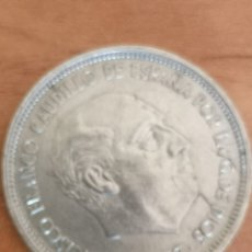 Monedas Franco: MONEDA 50 PESETAS 1957 ESTRELLA 67 S C. Lote 183098680