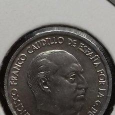 Monedas Franco: MONEDA DE 10 CÉNTIMOS DEL AÑO 1959 SIN CIRCULAR.. Lote 183367455