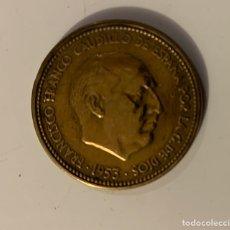 Monedas Franco: MONEDA DE 250 PTS 1953. Lote 183530265