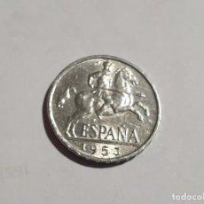 Monedas Franco: MONEDA 10 CÉNTIMOS 1953 - FRANCO - MBC+/AU. Lote 183743782