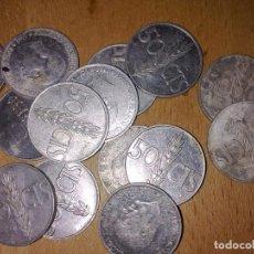 Monedas Franco: LOTE MONEDAS DE 50 CENTIMOS DE 1966. Lote 184038831