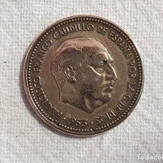 Monedas Franco: MONEDA 2,5 PESETAS 1953 *54 - MBC. Lote 184107506