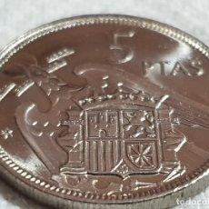 Monedas Franco: MONEDA 5 PESETAS 1957 *1975 - SC/FDC. Lote 184506137