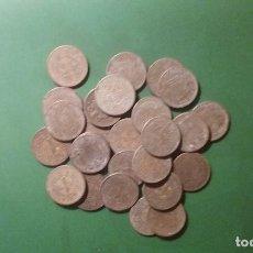 Monedas Franco: LOTE PESETAS 1944. Lote 184790303