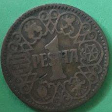 Monedas Franco: 1 PESETA 1944. Lote 184836946