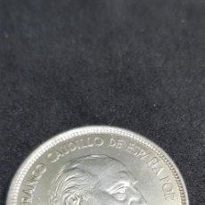 Monedas Franco: 25 PESETAS 1957 (69) SIN CIRCULAR . Lote 186061096