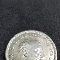 Monedas Franco: 25 PESETAS 1957 (69) SIN CIRCULAR . Lote 186061163