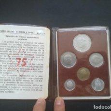 Monedas Franco: CARTERA OFICIAL DE MONEDAS DEL ESTADO ESPAÑOL DEL AÑO 1957 *75.NUEVA,SIN CIRCULAR!. Lote 186352843